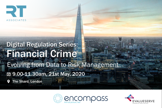 21st May 2020 Financial Crime