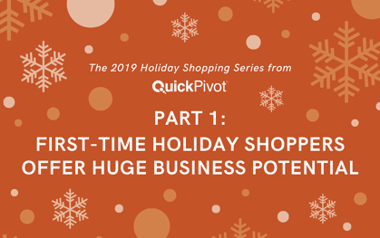 2019 Holiday Shoppering Series Blog #1 Image