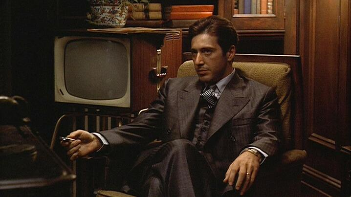 Michael Corleone Social Media Marketing