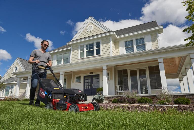 Before purchasing, discover what mower YOU need for your home