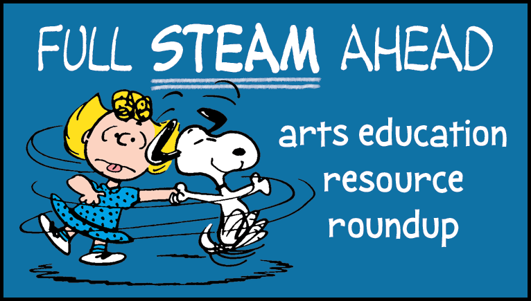 arts education resources roundup