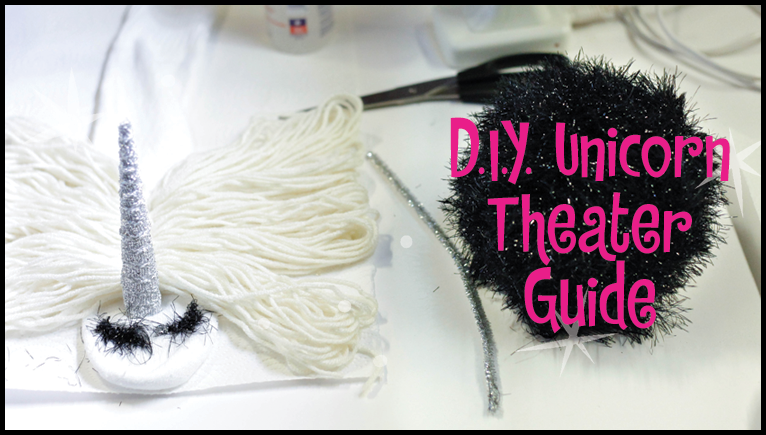 Unicorn Theater Puppet Guide