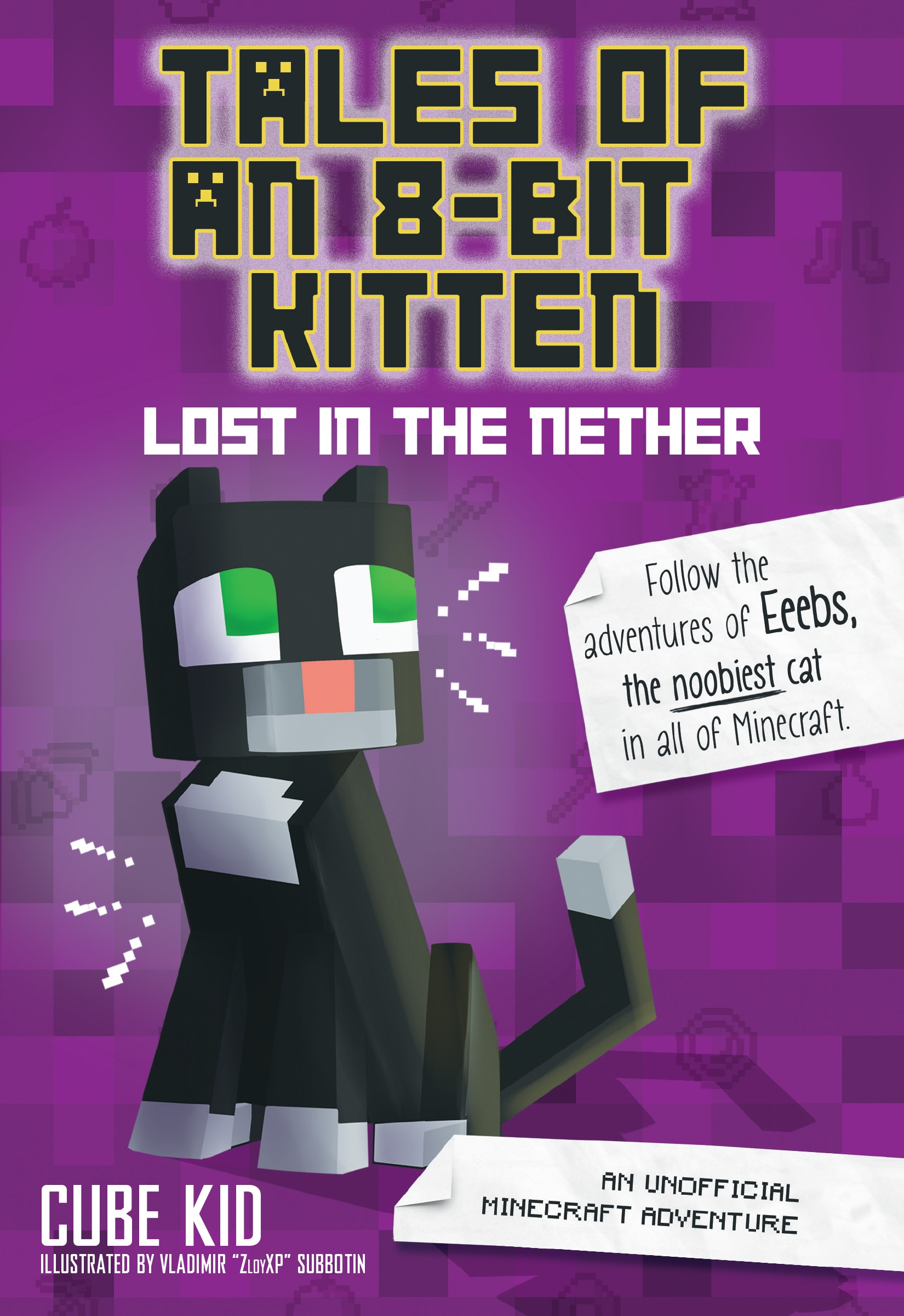 8-Bit Kitten
