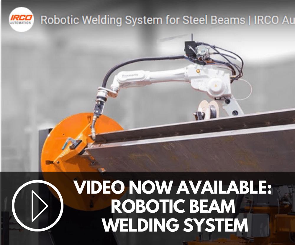 News: Robotic Beam Welding System