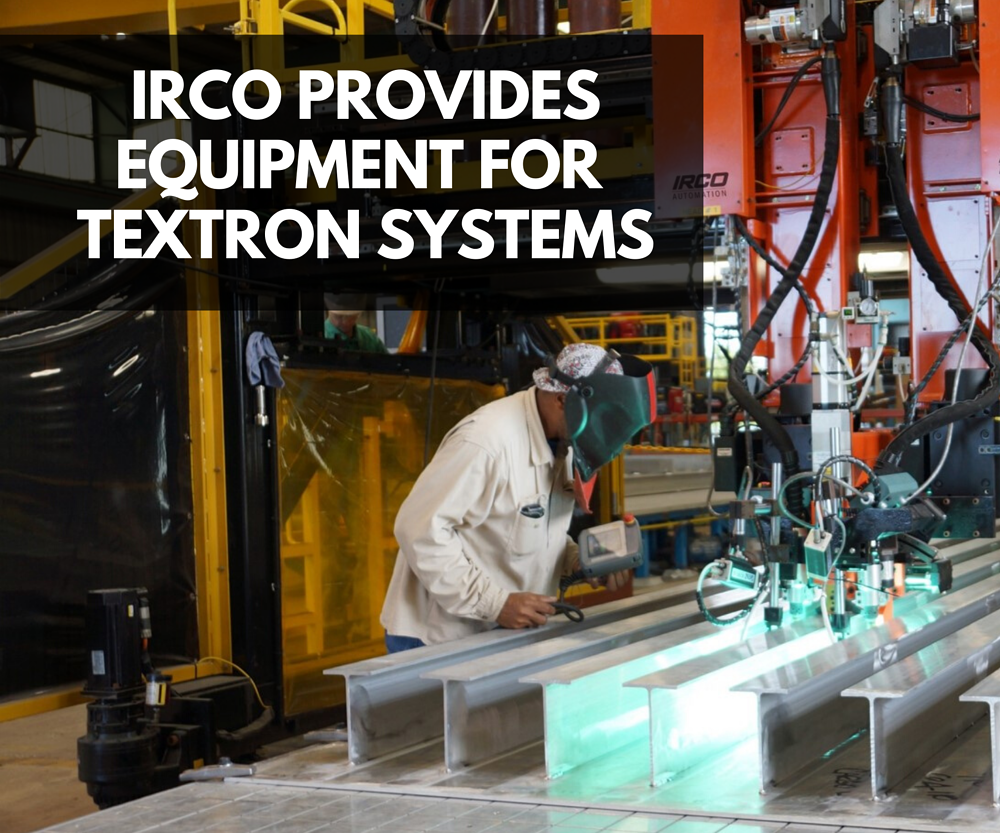News: IRCO Automation Provides Equipment for Textron Systems
