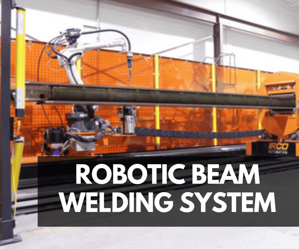 News: Robotic Beam Welding Solution