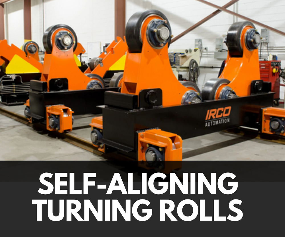 News: Self-Aligning Turning Rolls