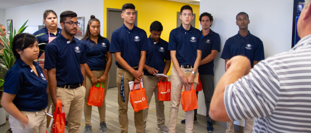 Watch: what 2018 Youth CEO participants have to say about the program