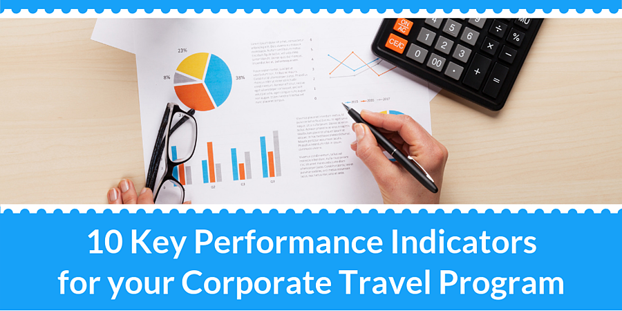 10 Key Performance Indicators for Your Corporate Travel Program