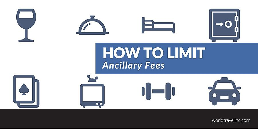 How to: Limit Ancillary Fees