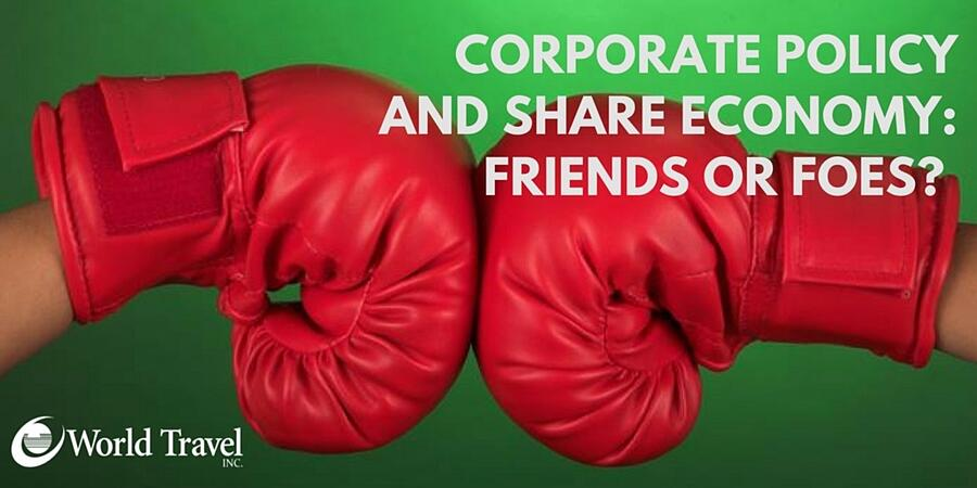 Corporate Policy and Share Economy