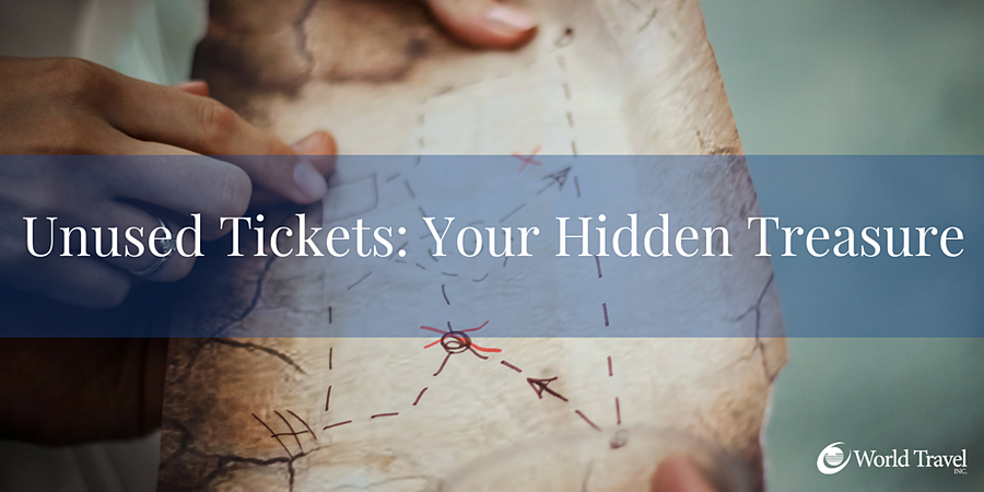 Unused Tickets: Your Hidden Treasure