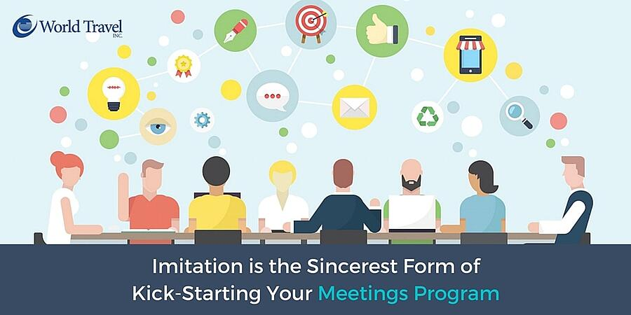 Copy Cat: Imitation is the Sincerest Form of Kick-Starting Your Meetings Program
