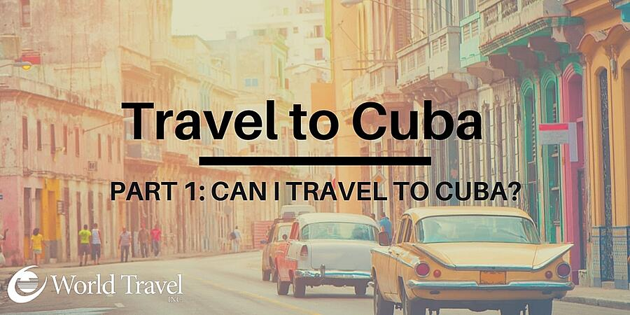 Travel to Cuba - Part 1