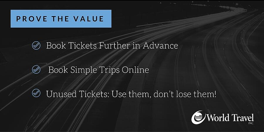 How to: Prove the Value of Your Travel Management Program