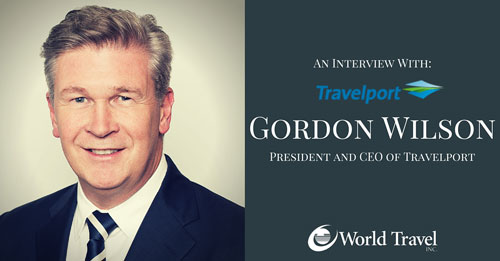 Gordon Wilson: Redefining the GDS through an Innovative, Holistic Approach