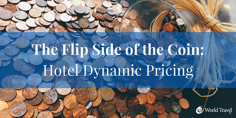 The Flip Side of the Coin: Hotel Dynamic Pricing