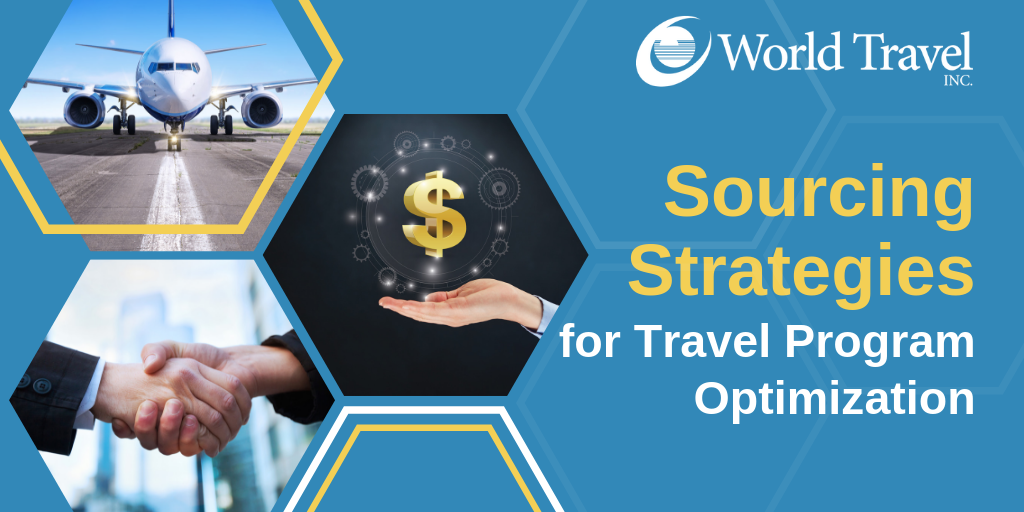 Sourcing Strategies for Travel Program Optimization