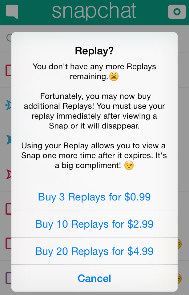snapchat-replays