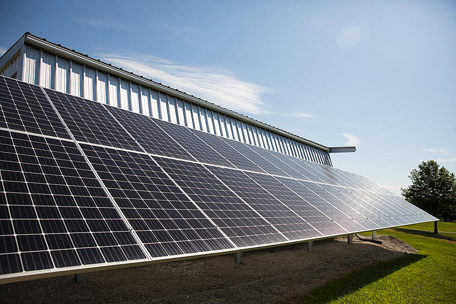 Combine Solar Panels and Geothermal Systems for $0 Utility Bills