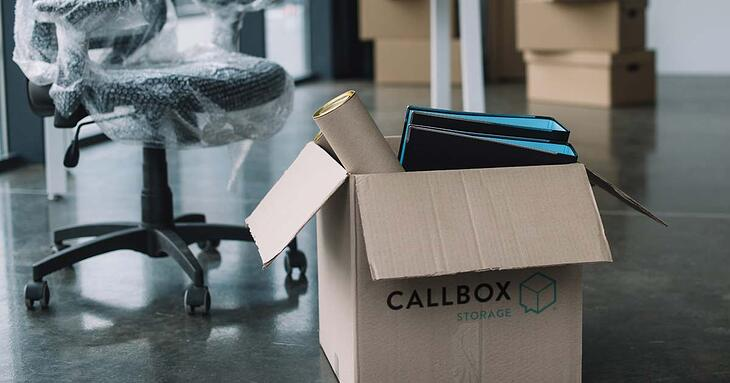 Use Callbox Storage for offsite business storage to reduce costs