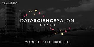 QuantHub Sponsors Data Science Salon Miami September 10-11