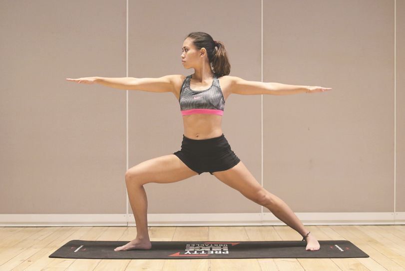 Pretty Huge Obstacles Class Highlight - Yoga