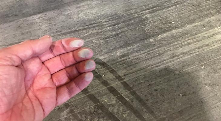 dusting-concrete