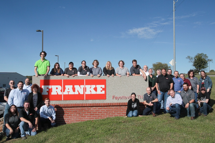 Seven Things You May Not Know About Franke Foodservice Systems