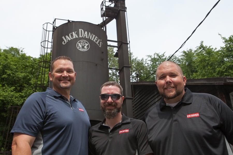 Fathers Love Jack Daniel's!