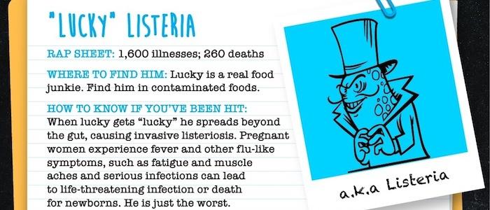Bad Bugs: Listeria