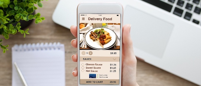How Mobile Ordering Is Changing Restaurant Footprints