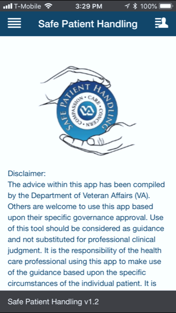 Safe Patient Handling: There's an App for That