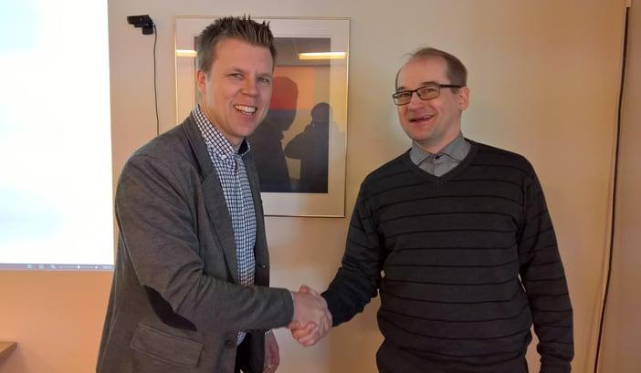 YAP Solutions Oy ja Movenium Oy yhteistyöhön