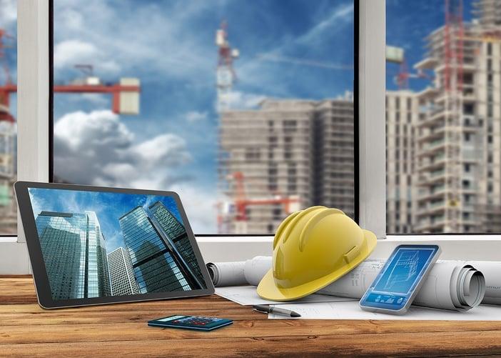 YAP:n rakennusalalle räätälöimä ratkaisu Mestarinikkarit Oy:lle