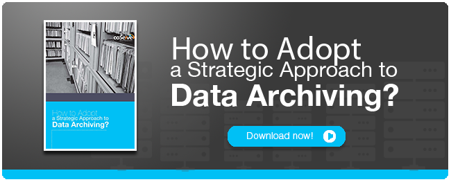 An effective data archiving strategy