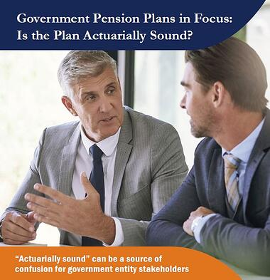 Government Pension Plans Whitepaper