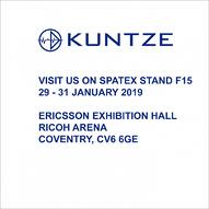 Visit us on SPATEX Stand F15