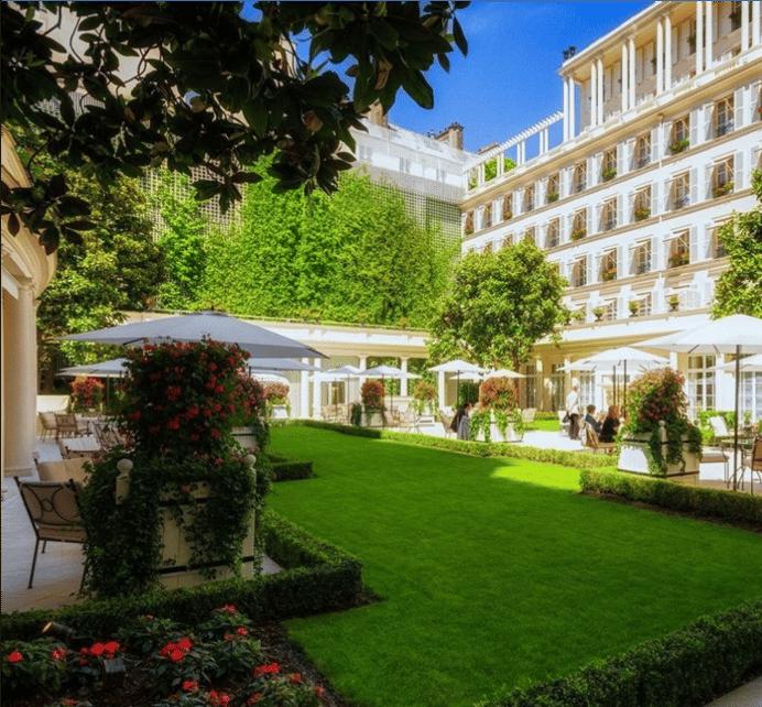 Hôtellerie de luxe : le