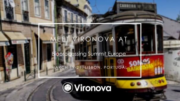 Meet Vironova at Bioprocessing Summit Europe 2019