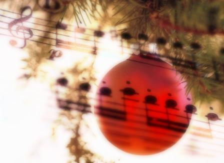 How to choose royalty free holiday music for on hold - christmas ball with music