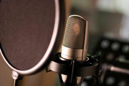 how to write a pronunciation guide - microphone - recording studio