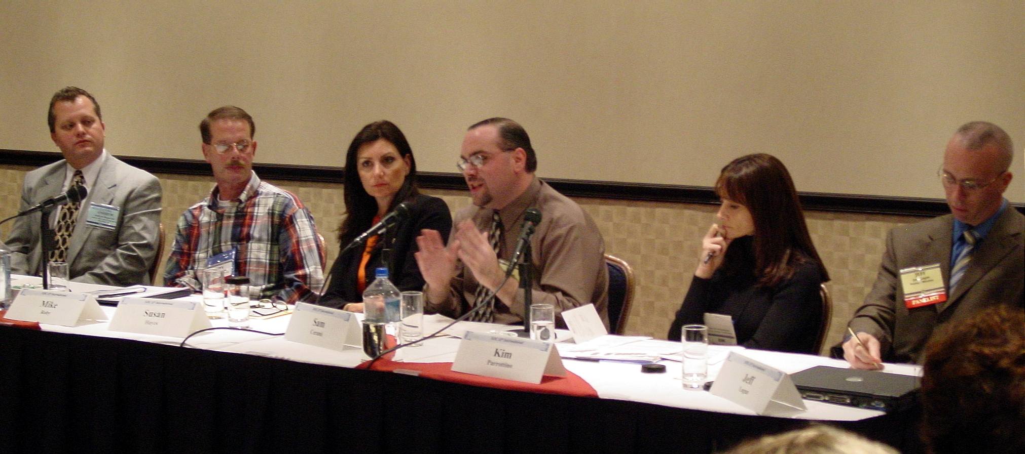 SOCAP, holdcom 2004 socap panel discussion, on hold panel discussion, socap conference