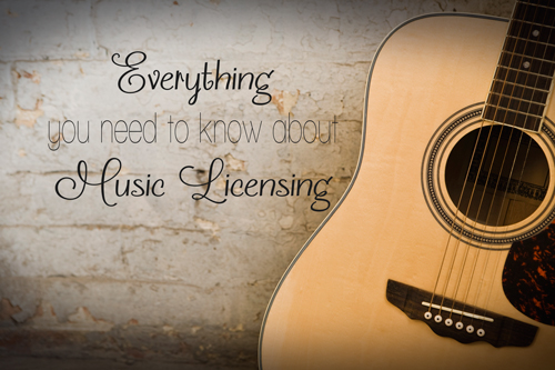 Everything You Need to know about Music Licensing