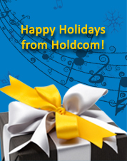 Free Holiday Message On Hold program with Royalty Free Music