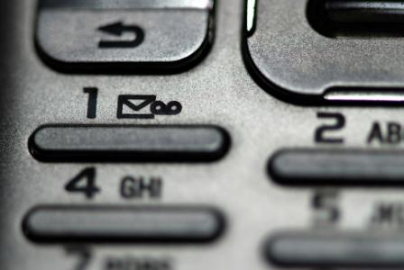 Your voicemail greeting can be