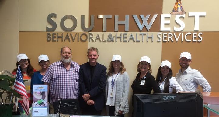 Southwest Behavioral & Health Services: Dr. Bob Bohanske