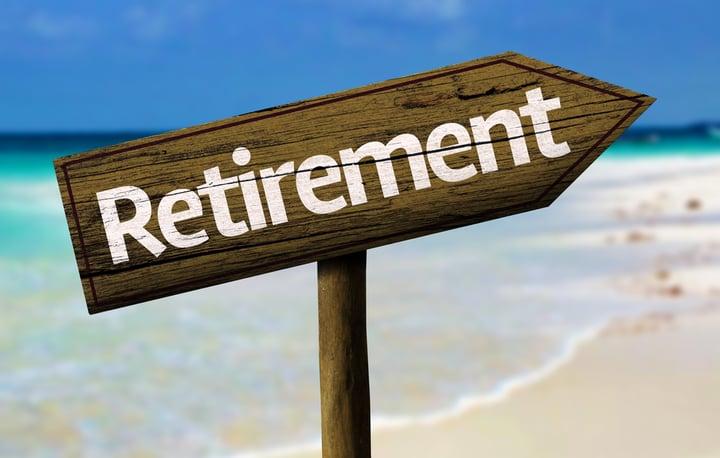 Dr. Brian DeSantis Retires