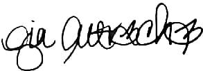Gia Altreche Signature