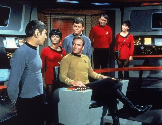 """Jeff Bezos: """"Alexa Was Inspired by 'Star Trek'"""""""
